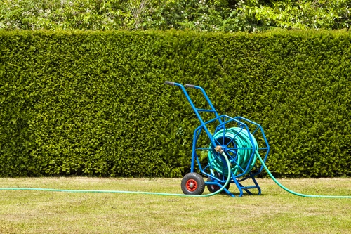 Heavy Duty Garden Hose Reel