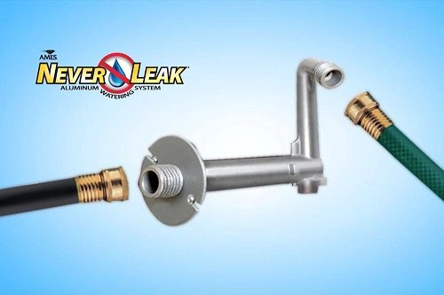 Never Leak Swivel System